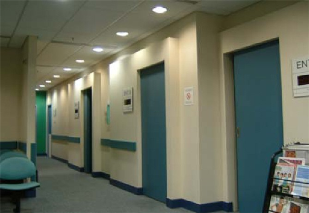 Audiometry Room, Hospital